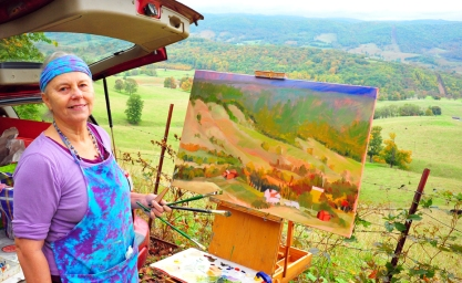Highland County Artists' Weekend