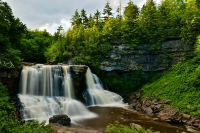 Blackwater Falls Photo Credit WV State Parks