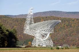 Greenbank Observatory Photo Credit West Virginia Tourism