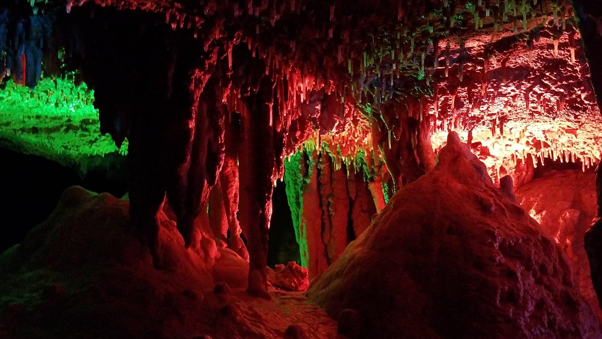 Seneca Caverns Fairyland Photo Credit Dorothy Stephenson