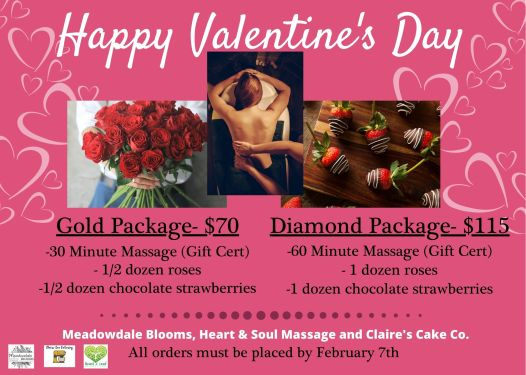 Valentine's 2020 package
